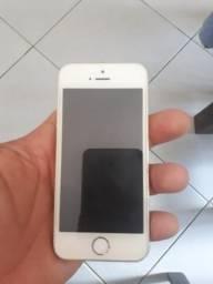 Vendo IPhone 5s dourado