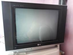 Tv lg tela plana 21 polegadas