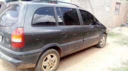 Gm - Chevrolet Zafira - 2004