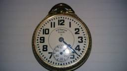 Antigo relógio de bolso Elgin