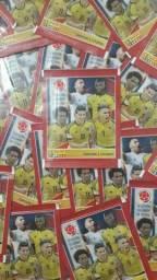 Pacotinhos Seleção Colômbia e Copa Rússia 2018
