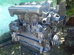 Motor Diesel 4 Cc Trator Ford 4600 5600 6600 F4000 ,