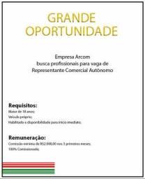 Oportunidade de trabalho