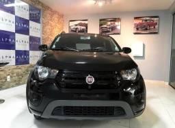 Fiat mobi way 1.0 flex 2016/2017 ( ent. 4.000 ) - 2017