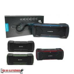 Caixa de Som Portatil Bluetooth Resistente Agua Kimaster (K335)