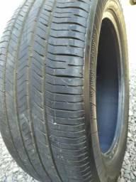 Vendo par pneus225/55 aro 18 good year mais que meia vida