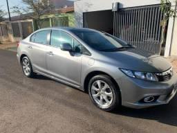 VENDO Honda Civic EXS 1.8 2012 - EXTRA Teto Aut - 2012