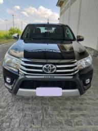 Hilux aberta cc srv dup diesel 2018/2018 100% original - 2018