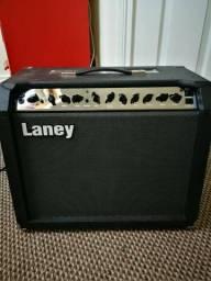 [VENDO] Amplificador Laney LC50 II Valvulado 50 watts + Footswitch Original Made In UK