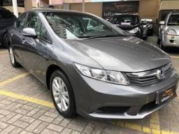 Honda civic 2014 1.8 lxs 16v flex 4p automÁtico - 2014