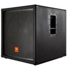 "Subwoofer Ativo 18"" 300W Rms SUB-118S - JBL"