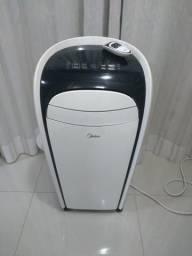 Ar condicionado Midea portátil 127V 10500btu
