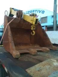 Concha Escavadeira Hidráulica