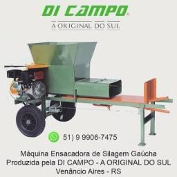 Máquina Ensacadora e Compactadora de Silagem