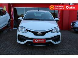 Toyota Etios 1.3 x 16v flex 4p manual - 2019