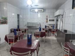 Restaurante e Lancheria no Centro Aceito Carro