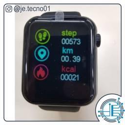 V6 Smartwatch Com Tela Colorida, Rastreador De Entrada De Toque