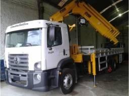 Caminhão Munck - Locação - Serviços de içamento, remoção, transportes especiais