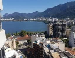 Apartamento à venda com 4 dormitórios em Lagoa, Rio de janeiro cod:830242