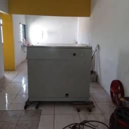 Compressor Eletrico Parafuso 30 Cv Vt3 Wayne