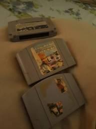 Jogos N64 (leia descrição)