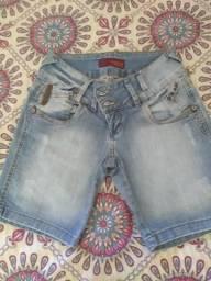 Bermurda jeans