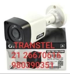 Câmera Bullet Citrox Hd Multi Ahd Cvi Tvi Cx-2520