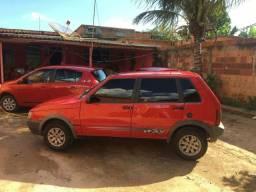 Vendo fiat uno 2011/12 mille way econom básico - 2011