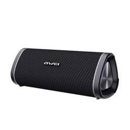 Caixa De Som Speaker Bluetooth Com Função Tws Awei Y331