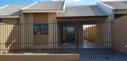 Casa 130 mil -Mandaguaçu- casa nova -02 quartos - garagem p/ 2 carros