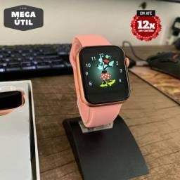 LANÇAMENTO: Relógio SmartWatch IWO MAX Lite 2020 - (Android/iOS)