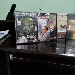 DVDs pregações edificantes