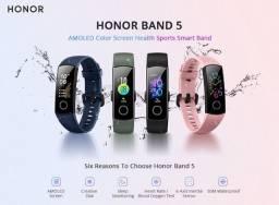 Relogio Honnor Band 5 Huawei Original