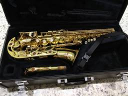 Sax Alto Yamaha YAS 32 Série Purple Raridade