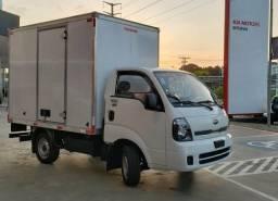 Bongo a Diesel turbo e com parcelas de 799,00