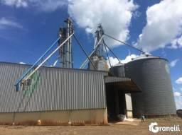 Armazém de grãos (Silo) em Tibagi - PR