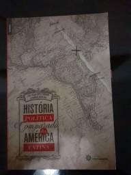 """Livro """"História política comparada da América Latina"""""""