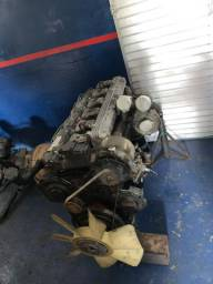 Motor MWM X10, 6 cilindros Completo, STD