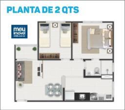 64- Use FGTS na entrada ou parcele/ Condomínio perto do Pátio Norte shopping
