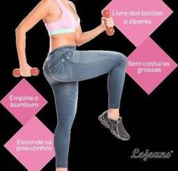 Calça Feminina Lejeans Original Polishop - R$ 80,00 Aceito cartão