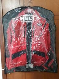Jaqueta masculina impermeável Helt nova