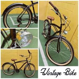 Bicicleta Retrô Vintage