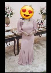 Vestido de madrinha de casamento