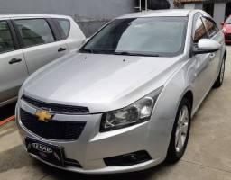 Chevrolet Cruze 1.8 LT Flex 4P Automático c/GNV (+ pequena entrada)