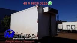 Camara refrigerada 5.00mts com aparelho de frio Mathias Implementos