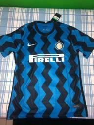 Camiseta Inter de Milão 20/21