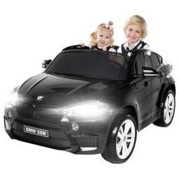 Be-Motors Carrinho Elétrico Bmw X6m F16 Xxl de Dois Lugares Licenciado<br>