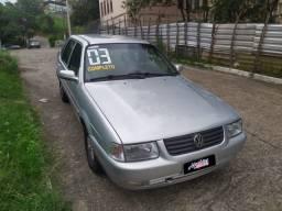 Carro santana 2003 completo financiamos sem entrada (valor real)