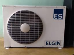 Unidade Condensadora 2 Hp Elgin Esm 2200 Trifásico R22 220v (semi-novo)