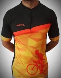 Camisa ciclismo personalizada